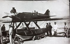 Macchi M.C.72 by San Diego Air & Space Museum Archives, via Flickr