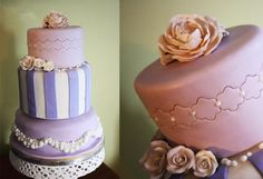 Sweet Purple Cake