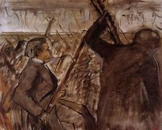 Musicians in the Orchestra, 1870 Edgar Degas