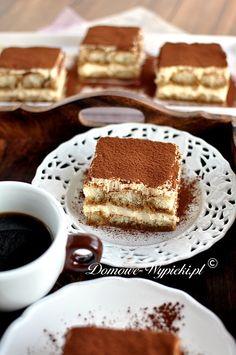 Tiramisu #intermarche #tiramisu French Toast, Breakfast, Cake, Ethnic Recipes, Food, Sweet Pastries, Tiramisu Recipe, Pies, Italian Desserts