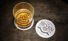 nice branding - nice photography - plus it's all about the whiskey