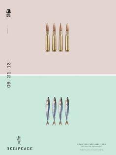 Recipeace: Bullet  Advertising Agency: Leo Burnett
