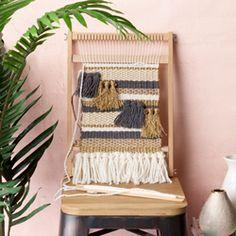 Loom Weaving Project