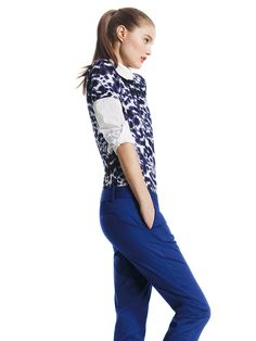 Joe Fresh™ Print tee,          Summer shirt &          Slim pant