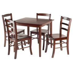 5 Piece Bristol Dining Set