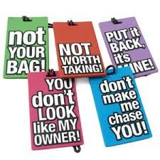 Luggage Tags - PACKYOURTRAVELBAGS.COM