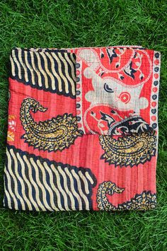 I'd love anything from HandandCloth. Indian embroidery on saris. Love the colors, patterns & texture the stitches make...