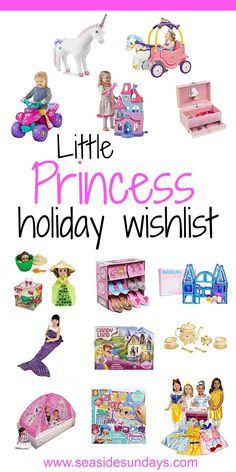 The best Princess toys and gifts to wow them this Christmas. Perfect for 3 and 4 year olds. #giftguide #christmas #holidayshopping #christmasgiftideas via @seasidesundays