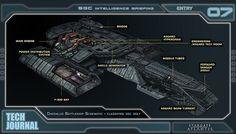 Daedalus Battleship Schematic