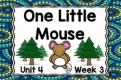 This is an ActivBoard activity to accompany Scott Foresman's Reading Street Unit 4, Week 3: One Little Mouse. This is a five day lesson with multiple activities for each day that include letter recognition, rhyming words, blending sounds and words, high-frequency words, grammar activities, journal activities, games, comprehension activities, and more.