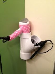 Happiness Crafty: PVC PIPE PROJECTS {18 ideas}