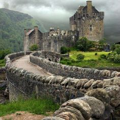 Dunan's Castle Scotland. My castle! I own part of the land, making me Lady of the castle.