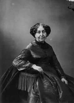 The Learned Women:George Sand George Sand, James Ensor, Writers And Poets, Important People, Great Women, Portraits, Women In History, Famous Women, Celebrities