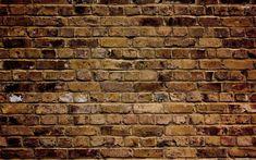 Brick wall Photography HD desktop wallpaper, Brick wallpaper, Wall wallpaper - Photography no. Fake Brick Wallpaper, Brick Wallpaper Background, Textured Wallpaper, Textured Walls, Background Images, Hd Wallpaper, Backdrop Background, Old Brick Wall, Brick Accent Walls