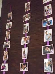 mural fotos na parede