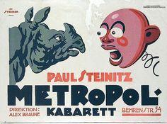 Metropol Kabarett - Paul Steinitz (1920)