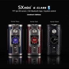 Something new to vape: Yihi SXMini G Cla....  Find it on eLiquid.com at: http://www.eliquid.com/products/yihi-sxmini-g-class-200w-box-mod?utm_campaign=social_autopilot&utm_source=pin&utm_medium=pin