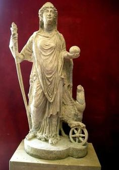 """Nemesis, daughter of Zeus. Goddess of """"Distribution of Justice""""<br> Ancient Rome, Ancient Greece, Haunted Prison, Art Romain, Greek Mythology Tattoos, Greek Pantheon, Daughter Of Zeus, Religion, Roman Art"""