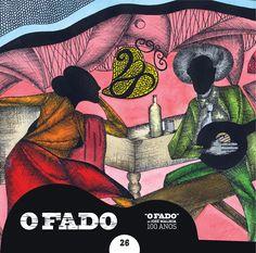 #26_O_Fado - Ilustração: Ana Correia Lopes / Textos: Mário Zambujal e Mingus B. Formentor