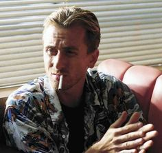 Tim Roth in Pulp Fiction
