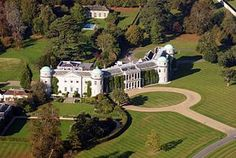 Goodwood House, the inspiration for Marsbury House - Wikipedia, the free encyclopedia