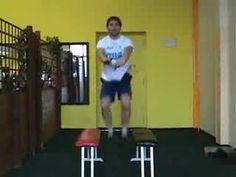 Pliometria - Pliometryc training - Inline Speed Skating