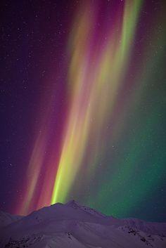 ~~From Above | Aurora Borealis, Brooks Range, Fairbanks, Alaska | by Ben H~~