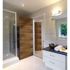 Walnut Lara Internal Door