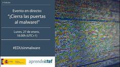 Cierra las puertas al malware Doors, January 27, Learning