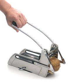 Stainless Steel Deluxe Potato Cutter