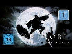 Shinobi (Action, Drama in voller Länge) *HD*