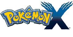View an image titled 'X Logo Art' in our Pokémon X and Y art gallery featuring official character designs, concept art, and promo pictures. Pokemon Logo, Pokemon X And Y, New Pokemon, Cool Pokemon, Video Game Logos, Video Game Art, Video Games, Logo Character, Character Design