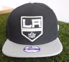 Los Angeles KINGS Jr Logo Grand Redux SNAPBACK 9Fifty New Era 950 YOUTH NHL   NewEra  LosAngelesKings 8f3d03aa4856