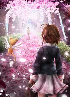 Sakura Fanart sold by Ruby Art Store. Shop more products from Ruby Art Store on Storenvy, the home of independent small businesses all over the world. Cardcaptor Sakura, Sakura Card Captor, Sakura Kinomoto, Syaoran, Manga Anime, Love Posters, Clear Card, Manhwa, Beautiful Love