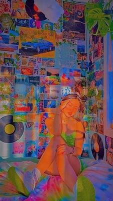 Indie Bedroom, Indie Room Decor, Aesthetic Room Decor, Cute Room Decor, Indie Girls, Chambre Indie, Photographie Indie, Indie Photography, Estilo Indie