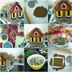 Gingerbread House | Flourishing Foodie