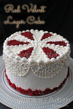 Best Red Velvet Cake recipe!