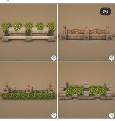 Minecraft Tree, Minecraft Cottage, Minecraft Houses Survival, Cute Minecraft Houses, Minecraft House Tutorials, Minecraft Plans, Minecraft House Designs, Amazing Minecraft, Minecraft Tutorial