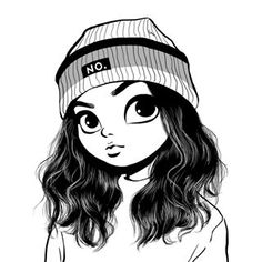Art comique bandes dessin es dessin fille tresses pinterest comique bande et dessiner - Dessin de calin ...
