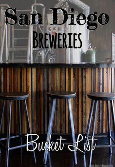 List of Breweries in San Diego, CA