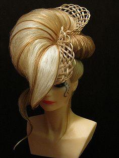Matrix Mannequin Mania July Semi-finalists! Avant Garde Hair. UpStyle.