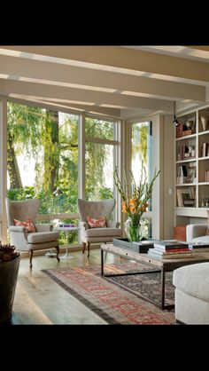 A lovely living space