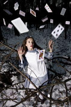 Alice in Wonderand by Ivan Manchev.