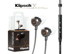 Klipsch X4i In-Ear Headphones  Free $30 VUDU Voucher  Free 3-Mo Rhapsody Subscription $58.00 (ebay.com)