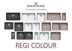 Reginox, You home is your castle, add a royal touch. Kitchen Confidential, Phone Messages, The Crown, Cleaning Hacks, Castle, Touch, Cleaning Tips, Castles