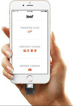 Leef iBridge Mobile Memory