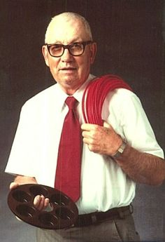 Roy J. Plunkett, the inventor of Teflon in 1938. This is my great grandfathers cousin.