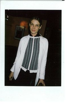From fittings to after-party, Balmain AW14 in a photo diary