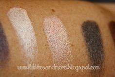 Inglot 20 Swatches - pearl 397