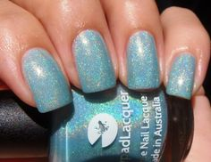 Lilypad Lacquer 'Baby Boy Blue'